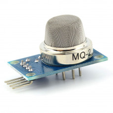 MQ2 Flammable Gas and Smoke Sensor Module