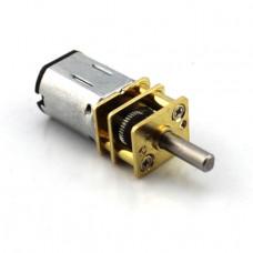 N20 12V 400 Rpm Micro Metal Gear Motor