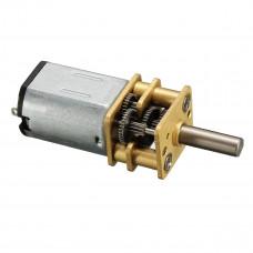 N20 3V 100 RPM Micro Metal Gear Motor