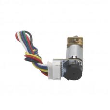N20 3V 75 RPM Micro Metal Gear Motor With Encoder