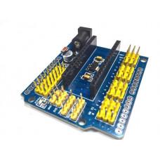 Nano 328P Expansion Adapter Breakout Board IO Shield