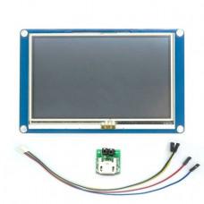 Nextion 4.3 inch BASIC NX4827T043 TFT LCD ManMachine Interface HMI Kernel Touch Display