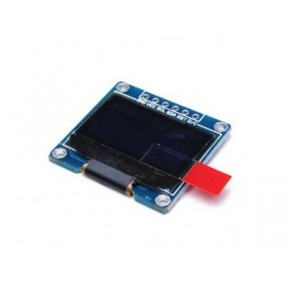 0.96 inch 128x64 OLED Display Module - 6 Pin