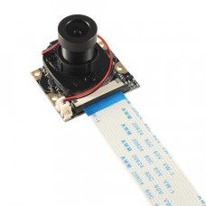 OV5647 5MP 1080P IR-Cut Camera for Raspberry Pi 3/4 with Manual Day Night Mode