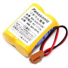 Panasonic BR-AGCF2W 6V Lithium Battery For CNC