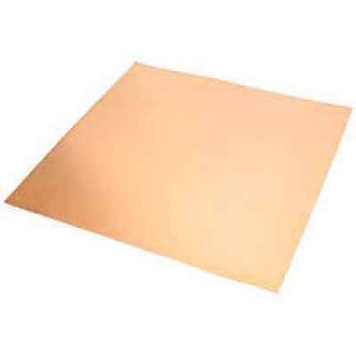 Plain Copper Clad Board (PCB) - Phenolic - 3X2 inches - Single Sided