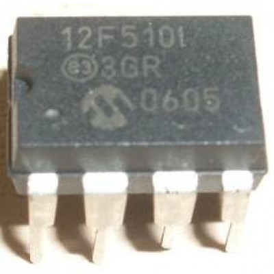 PIC12F510 Microcontroller