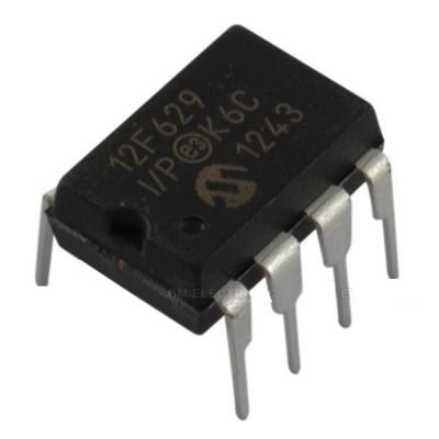 PIC12F629 Microcontroller