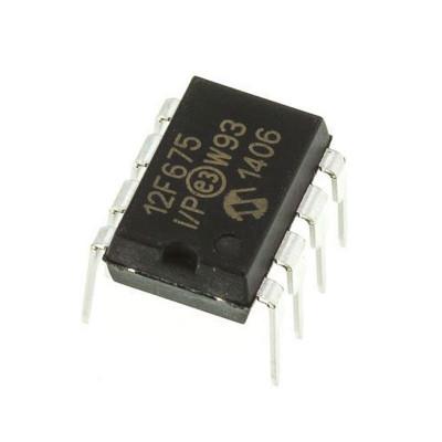PIC12F675 Microcontroller