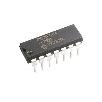 PIC16F684 Microcontroller