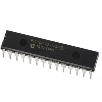PIC16F72 Microcontroller
