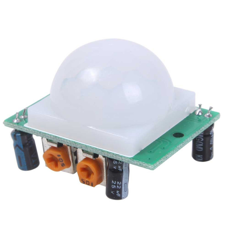 PIR Motion Detector Sensor Module buy online at Low Price in India -  ElectronicsComp.com