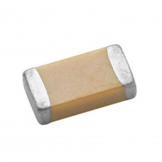 100nF (0.1uF) 50V Capacitor - 1206 SMD Package - 10 Pieces Pack