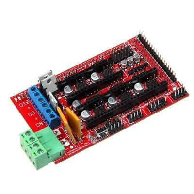 RAMPS 1.4 3D Printer Controller Board Arduino Mega Shield