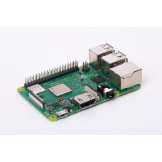 Raspberry Pi 3 - Model B+ - 1.4Ghz 64Ghz Processor with 1 GB Ram (Original)
