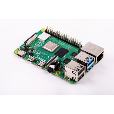 Raspberry Pi 4 Model B with 2GB Ram (Latest & Original)