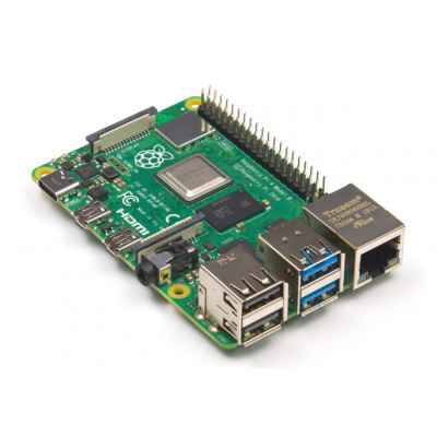 Raspberry Pi 4 Model B with 4GB Ram (Latest & Original)