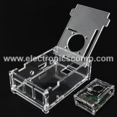 Raspberry Pi 3 Transparent Acrylic Case Enclosure