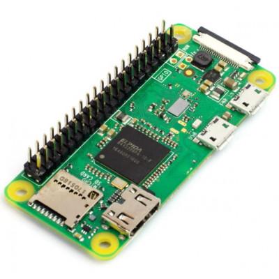 Raspberry Pi Zero WH (Wireless) With Pre-Soldered Header