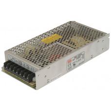 RD-125A Mean Well SMPS 5V 7.7A  and 12V 7.7A - 130.9W Dual Output Metal Power Supply