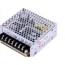 RD-50B Mean Well SMPS 5V 4A  and 24V 1.4A - 53.4W Dual Output Metal Power Supply