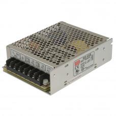 RD-65B Mean Well SMPS 5V 4A  and 24V 2A - 68W Dual Output Metal Power Supply