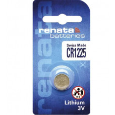 Renata CR1225 3V 48mAh Lithium Coin Cell Battery