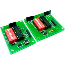 RF Encoder Decoder Module Board