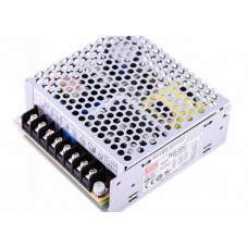 RQ-50C Mean Well SMPS (5V 5A), (15V 1A), (-5V 0.5A) and (-15V 0.5A) - 50W Quad 4 Output Metal Power Supply