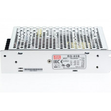 RQ-85B Mean Well SMPS (5V 7A), (12V 3.1A), (-5V 0.5A) and (-12V 0.5A) - 80.7W Quad 4 Output Metal Power Supply