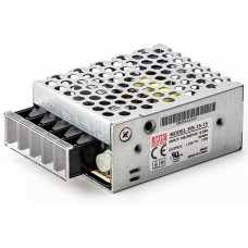 RS-15-15 Mean Well SMPS - 15V 1A - 15W Metal Power Supply