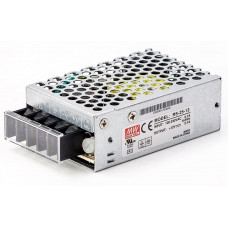 RS-25-12 Mean Well SMPS - 12V 2.1A - 25W Metal Power Supply