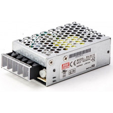 RS-25-15 Mean Well SMPS - 15V 1.7A - 25W Metal Power Supply