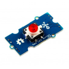 SeeedStudio Grove Red LED Button Module