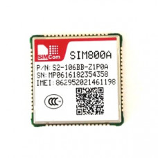 SIM808 GSM/GPRS/GPS Module (Modem) with GPS and GSM Antenna buy