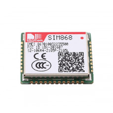 SIM868 Quad-Band GSM GPRS and GNSS Module