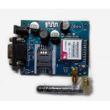 SIM900A GSM GPRS Module with RS232 Interface and SMA Antenna