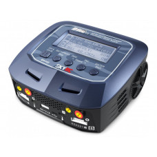 SKYRC D100 V2 2x100W 10A AC-DC Dual Balance Charger-Discharger-Power Supply