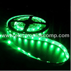 Non Waterproof 5630 Green SMD LED Strip - 5 Meter