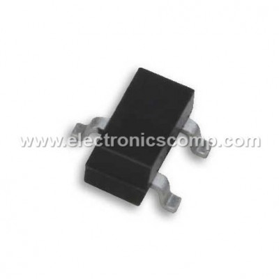 MMBT3904 - (SMD SOT-23 Package) - NPN Switching Transistor - 5 Pieces Pack