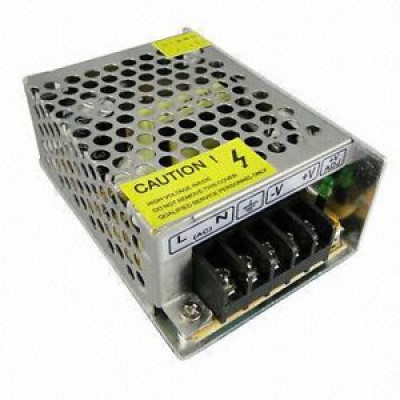 12V 5A SMPS - 60W - DC Metal Power Supply - Good Quality - Non Water Proof