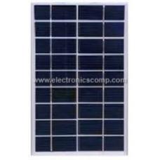 Solar Panel - 12V/10W