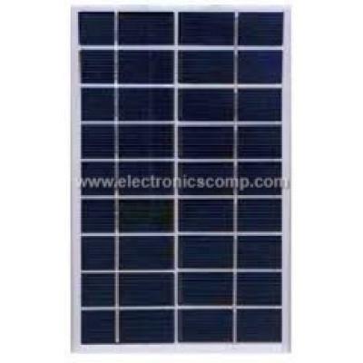 Solar Panel - 6V/12W