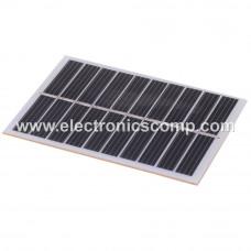 Solar Panel - 7.5V/1.3W