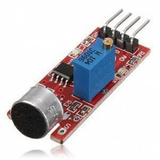 Sound Detection Sensor Module for Intelligent Vehicle Arduino Compatible