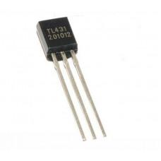 TL431 Adjustable Precision Shunt Regulator TO-92 Package
