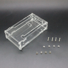 Transparent Acrylic Glossy Case Enclosure Box For Arduino Mega 2560 R3