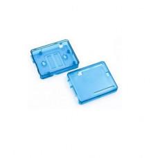 Transparent Blue ABS Plastic Case for Arduino UNO R3