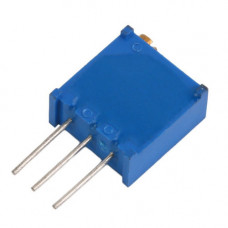 500 ohm Variable Resistor - Trimpot  (3296 Package)