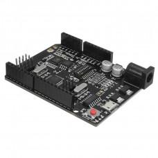 Uno WiFi R3 Atmega328p NodeMCU ESP8266 8mb Memory USB-TTL CH340G Compatible for Arduino UNO